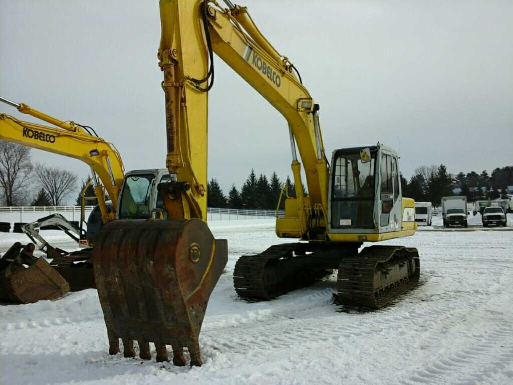 Kobelco SK150LC Mark 4 Excavator