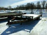 '05 PJ TA Deck Over Trailer
