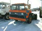 '89 Ford 8000 Yard Tractor