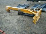 Chuck Smith Log Mauler Log Splitter Attachment