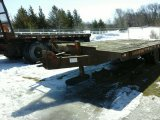 Belshe TA Deck Over Trailer *Sells No Title*