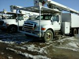 '07 Ford F750 Bucket Truck