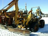 Case 860 Turbo Trencher/Plow