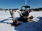 Bobcat X325 Mini Excavator