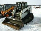 '07 Bobcat T250 Skid Steer