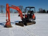 Kubota KX913 Mini Hyd Excavator