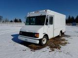 '99 Workhorse Cube Van