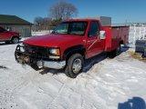 '93 GMC 3500 SA Dually Service Truck