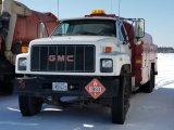 '91 GMC Fuel Truck