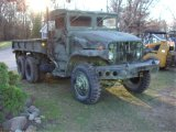 '52 GMC Deuce and a Half Military Truck