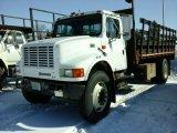 '00 International 4700 SA Dually Flatbed Truck