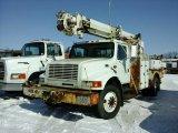 '99 International 4900 Boom Truck