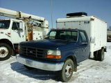 '96 Ford F350 Reefer Truck