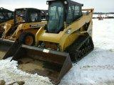 Cat 257B2 Skid Steer