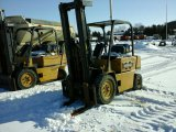 Cat V50DSA Forklift