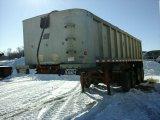 '98 East Quad Axle End Dump Trailer