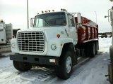 '74 Ford L9000 TA Dump Truck