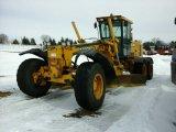 John Deere 772CH Series 3 Road Grader