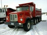 '89 International Pay Star Quad Axle Dump Truck