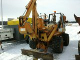 Case 660 Trencher
