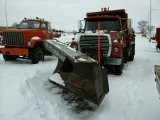 '80 Ford Plow Truck
