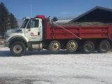 '06 International 7600 Quad Axle Dump Truck