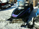 '95 Polaris XLT Snowmobile