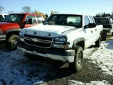 '06 Chevrolet 2500HD Quad Cab Pickup Truck