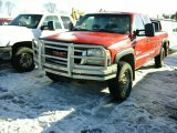 '06 GMC 2500 Ext Cab Pickup Truck