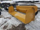 10' Snow Pusher for Skid Steer * Unused*