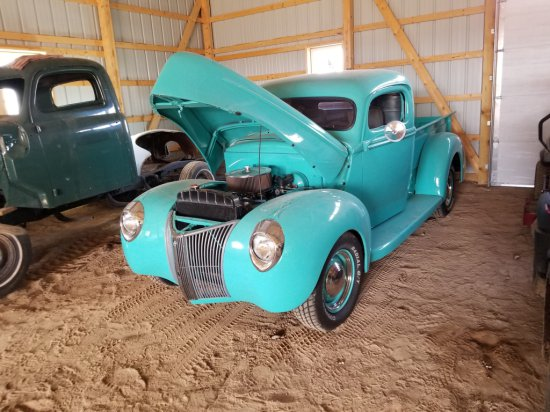'40 Ford Pickup