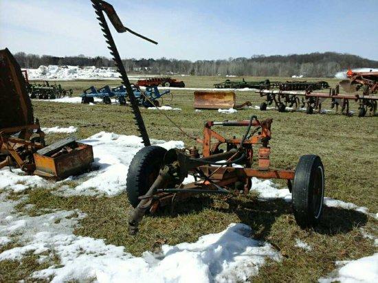 Minnesota Pull Mower