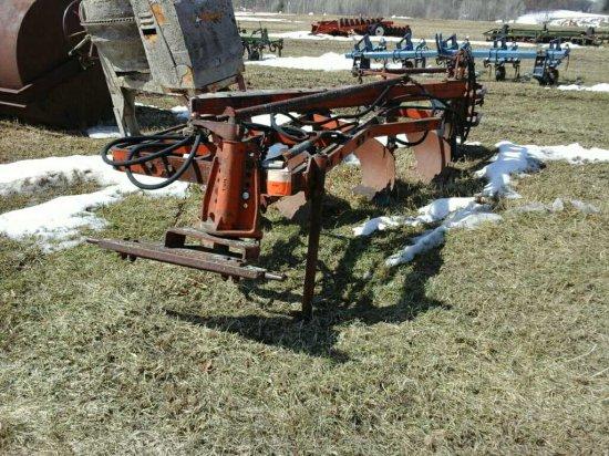 Case 4- Bottom Plow