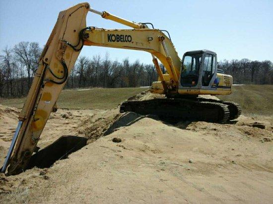 Kobelco SK290 Excavator