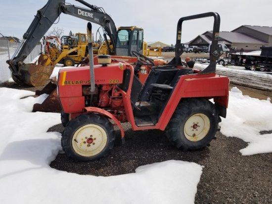 Belarus 220 Tractor