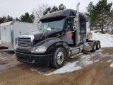 '06 Freightliner Columbia Sleeper Truck Tractor