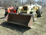 Ford 4400 Tractor w/Loader