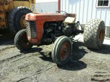 Massey 35 Tractor