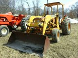 John Deere 401C Utility Tractor w/Loader