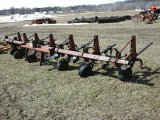 International 4- Row Cultivator
