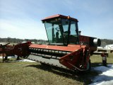 Case 8830 Windrower