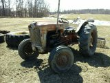 Ford 850 Tractor