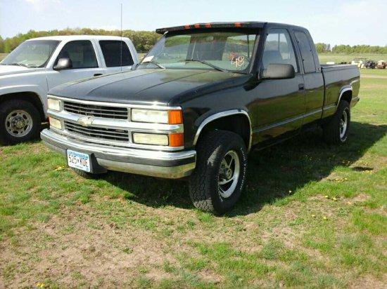 '95 Chevrolet Silverado Pickup Truck