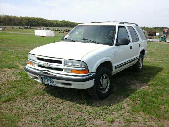 '98 Chevrolet Blazer