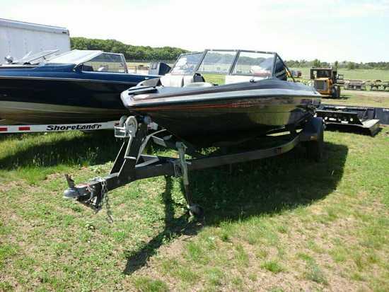 Nitro 16' Boat & Trailer *SNT*