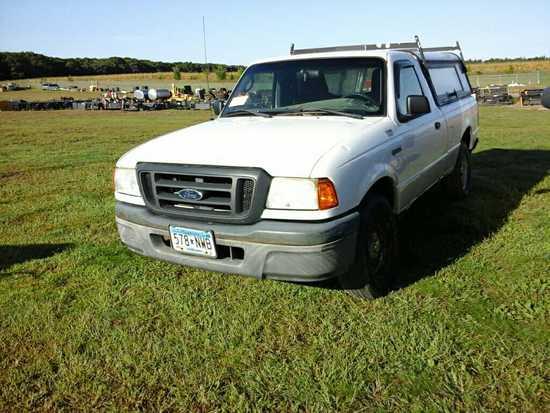 '05 Ford Ranger Pickup Truck
