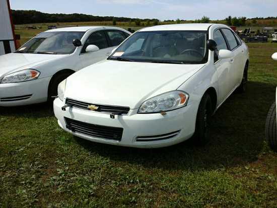 '08 Chevrolet Impala