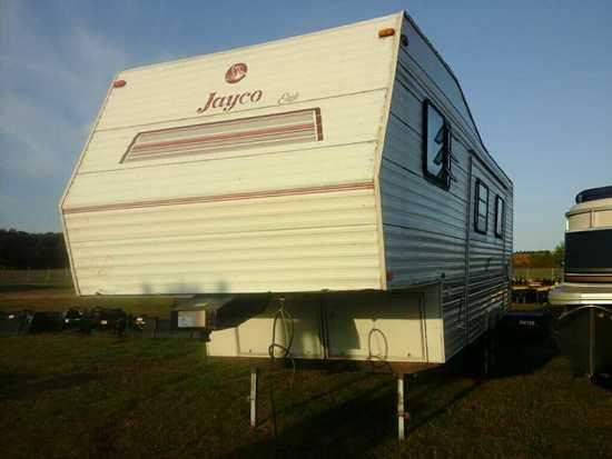 '95 Jayco Leland Eagle Series TA Gooseneck Camper