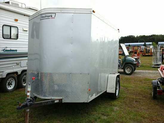 '11 Transport DLX TSV6X10D52 Enclosed Trailer