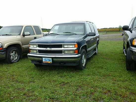 '99 Chevrolet Tahoe